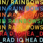InRainbows album cover