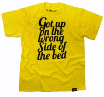 fading Tees - got up