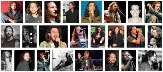 Pictures of Eddie Vedder
