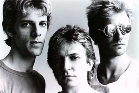 The Police, Copeland, Summers, Sting