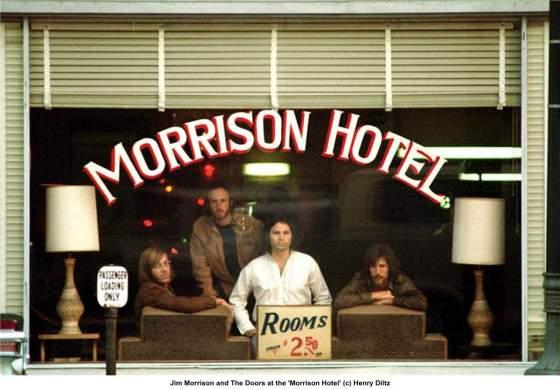 The Doors-Morrison Hotel
