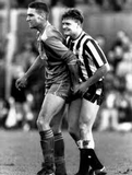 paul gascoigne and vinnie jones